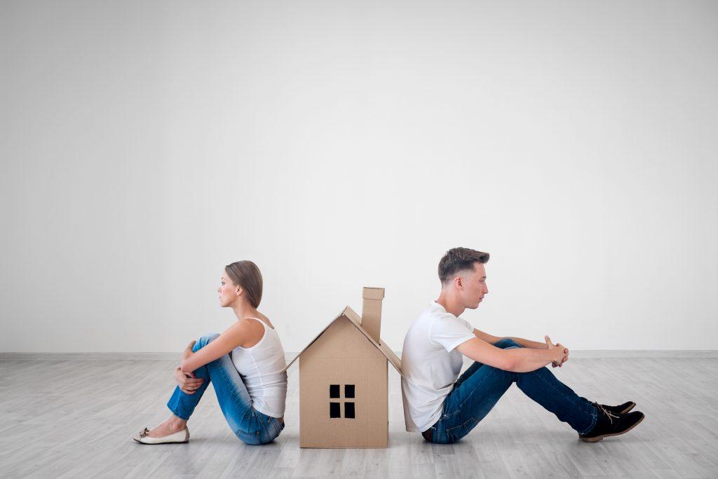 crise du couple : le syndrome du nid vide